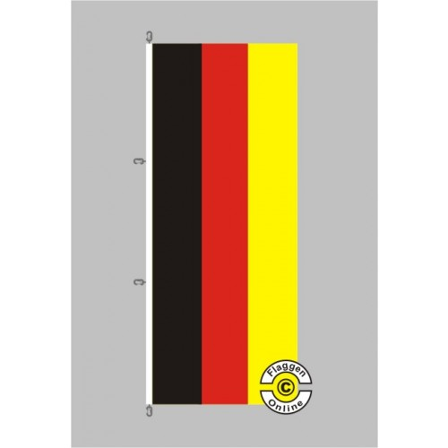 deutschland fahne hochformat flagge flaggen. Black Bedroom Furniture Sets. Home Design Ideas
