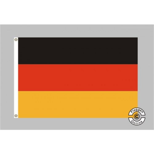 deutschland flagge fahne staaten international flaggen. Black Bedroom Furniture Sets. Home Design Ideas