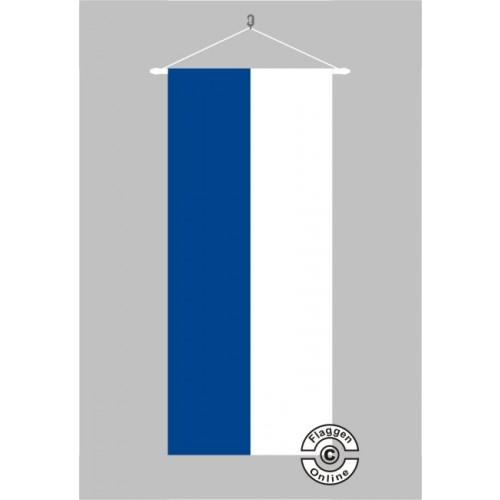 Kirchenbanner Blau Weiß Banner Flagge Bannerfahnen