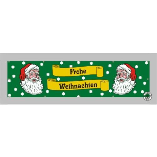 frohe weihnachten spannband banner sonstige spannb nder. Black Bedroom Furniture Sets. Home Design Ideas