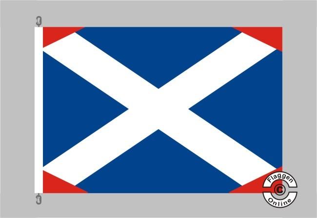 39th North Carolina Infantry 1863 Flagge