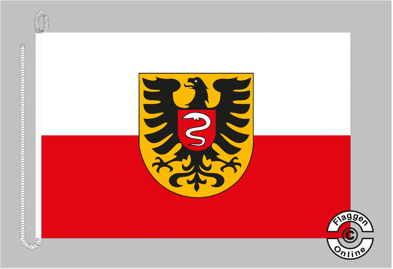 Aalen Bootsflagge