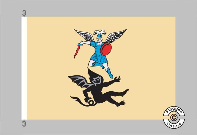 Archangelsk Flagge
