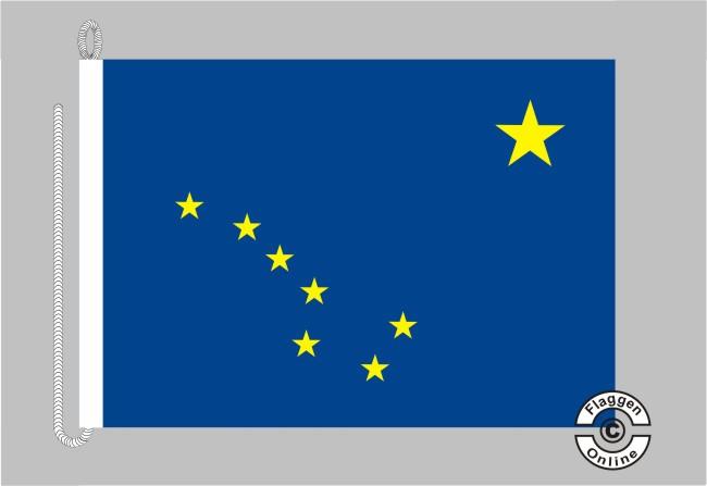 Alaska Bootsflagge