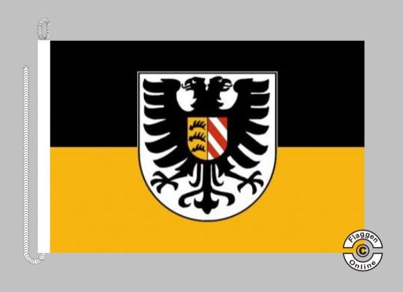 Alb Donau Kreis Landkreis Bootsflagge