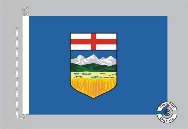 Alberta Bootsflagge