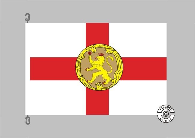 Alderney Flagge