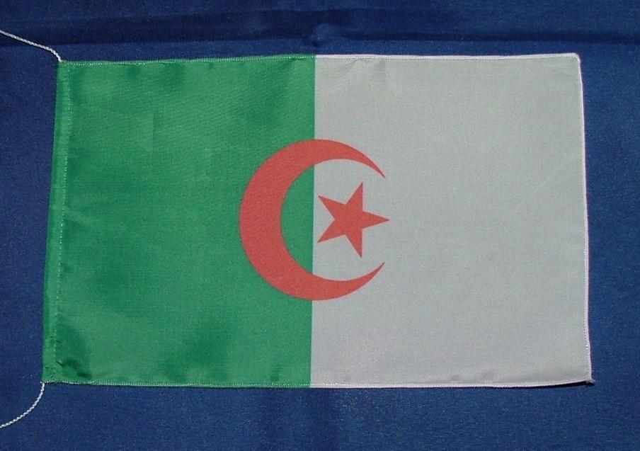 Algerien Tischflagge