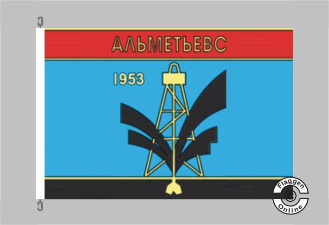 Almetjewsk Flagge