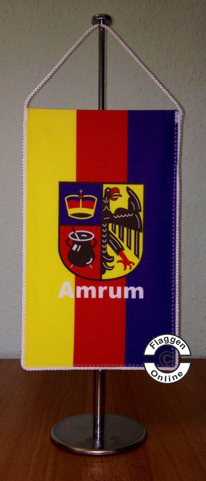 Amrum Tischbanner
