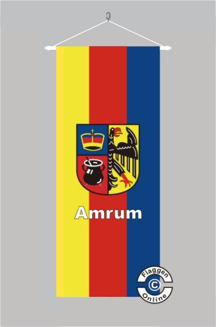 Amrum Banner Flagge