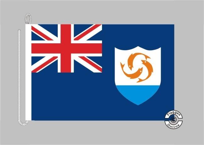 Anguilla Bootsflagge
