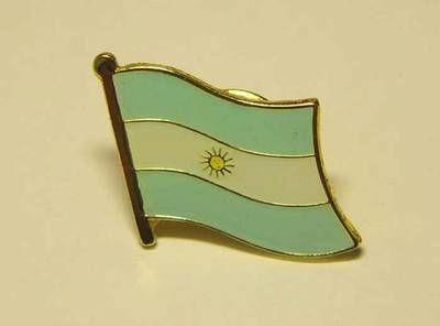 Argentinien Flaggenpin