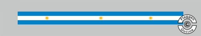 Argentinien Tischband
