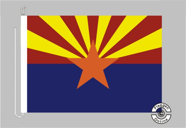 Arizona Bootsflagge