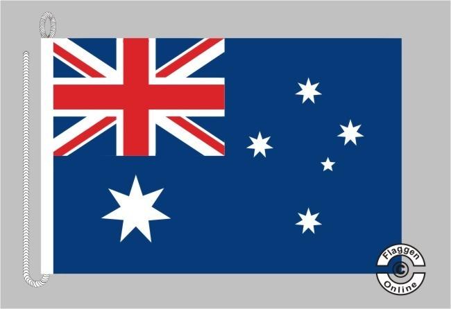 Australien Bootsflagge