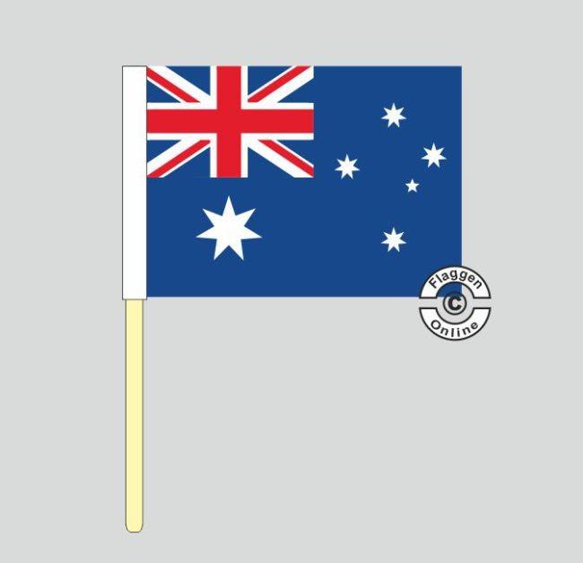 Australien Stockflagge