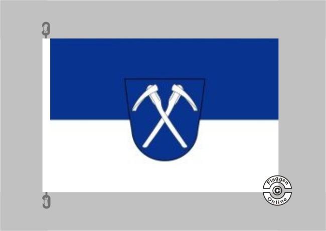 Bad Homburg v.d. Flagge / Fahne für extreme Windlasten
