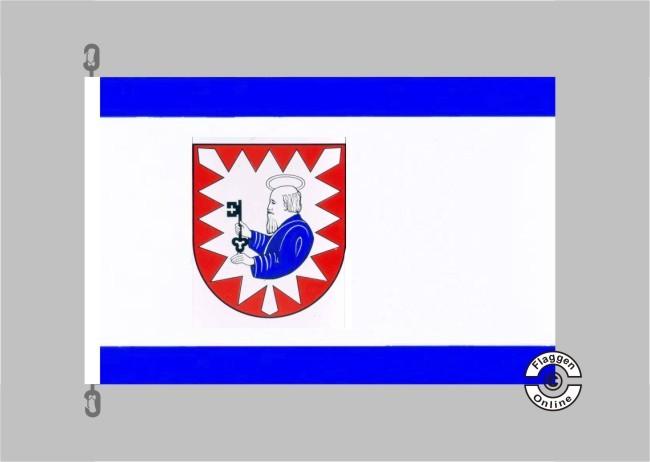Bad Oldesloe Flagge / Fahne für extreme Windlasten