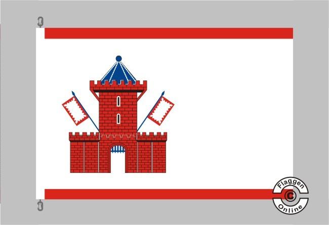 Bad Segeberg Flagge / Fahne für extreme Windlasten
