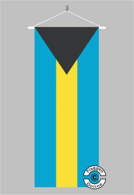 Bahamas Banner Flagge