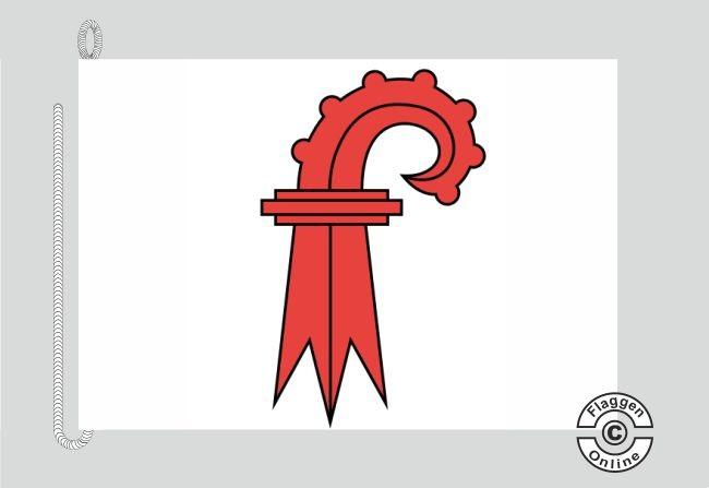 Basel-Landschaft Bootsflagge