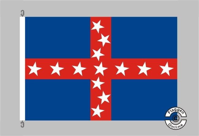 Battleflag 1st Division Polk Flag Vers. 1 Flagge