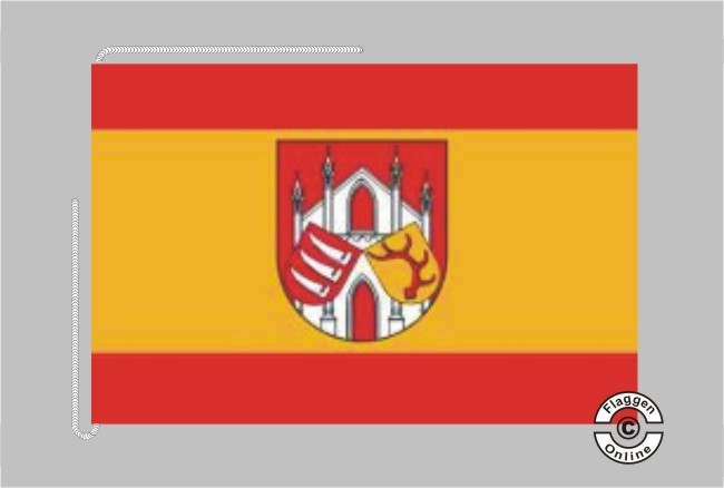 Beeskow Tischflagge