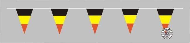 Belgien Wimpelkette