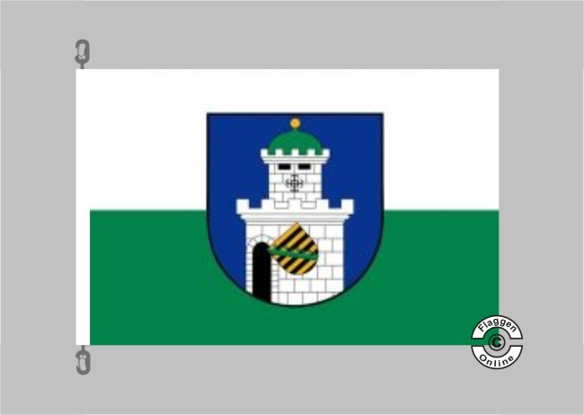 Belzig Flagge / Fahne für extreme Windlasten