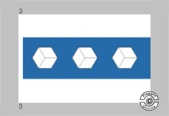 Beresniki Flagge