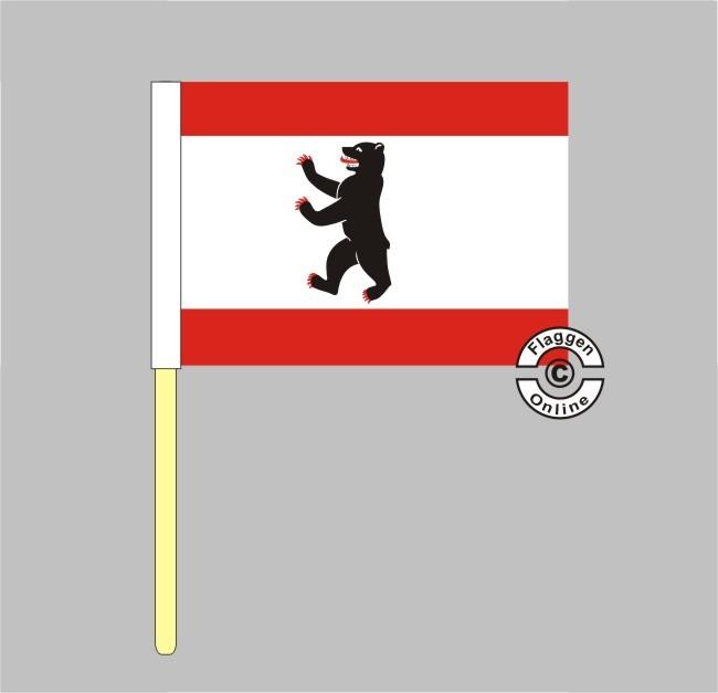 Berlin Stockflagge