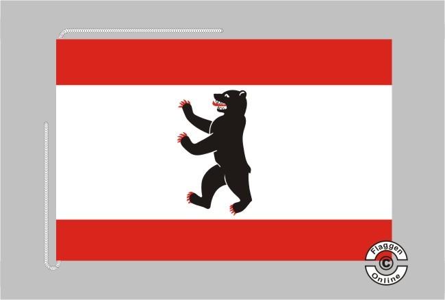 Berlin Tischflagge