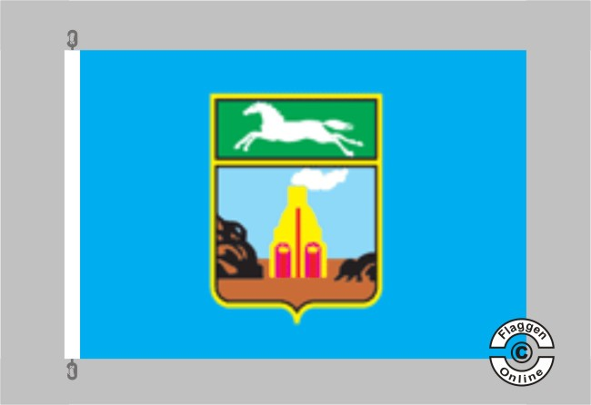 Barnaul Flagge
