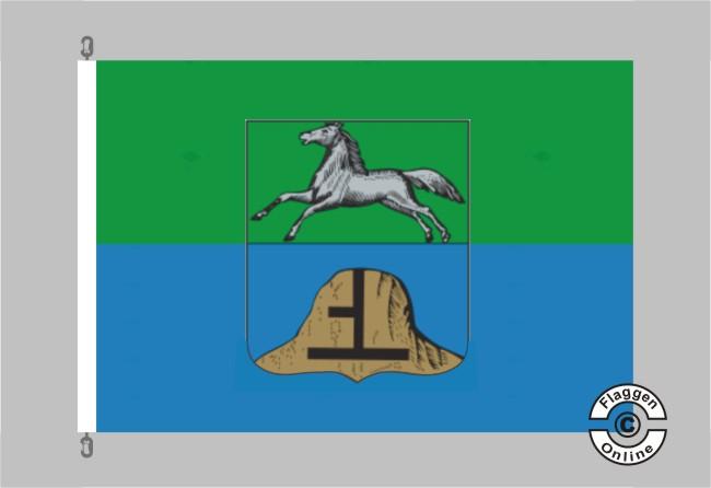 Bijsk Flagge