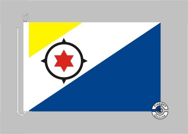 Bonaire Bootsflagge