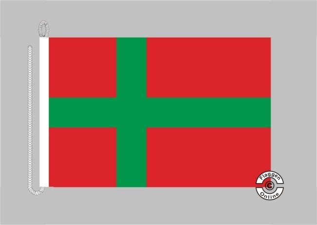 Bornholm Bootsflagge