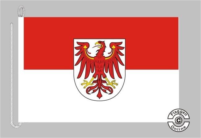 Brandenburg Bootsflagge