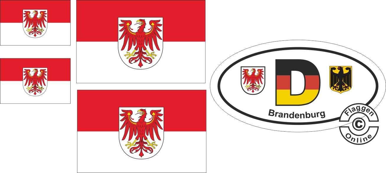 Brandenburg Aufkleber