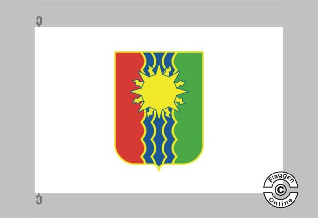Bratsk Flagge