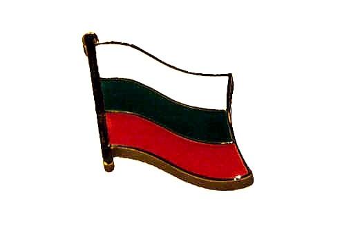 Bulgarien Flaggenpin