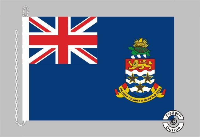 Cayman Islands Bootsflagge
