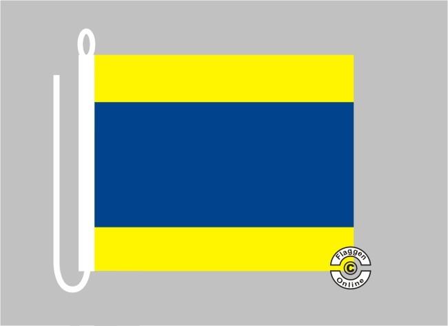 Signalflagge DELTA Flagge