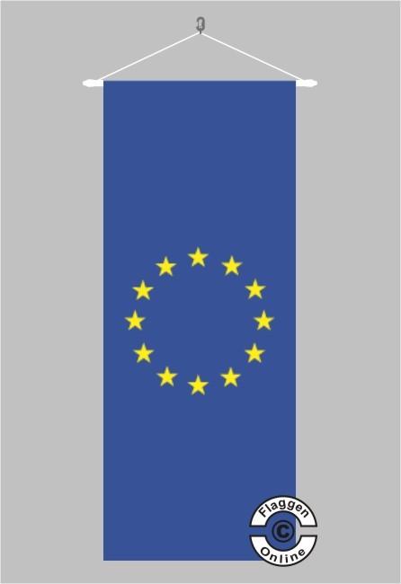 Europa Europarat Banner Flagge