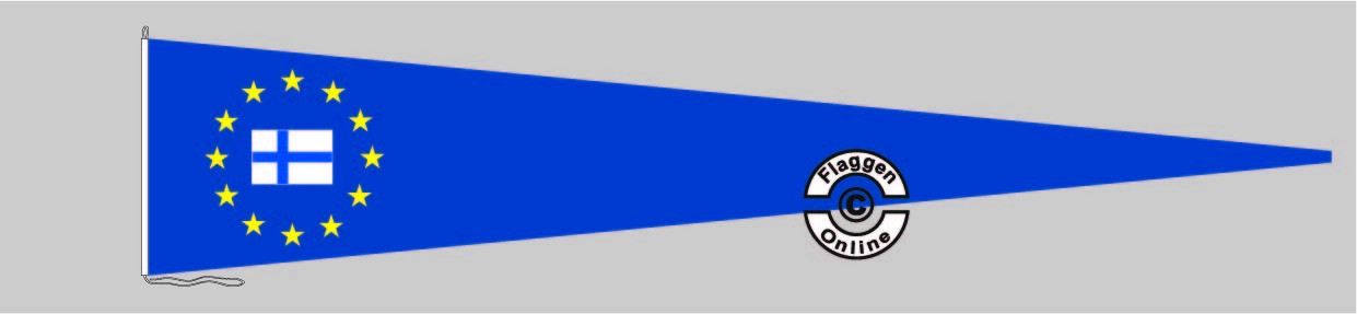 Europa Finnland Langwimpel