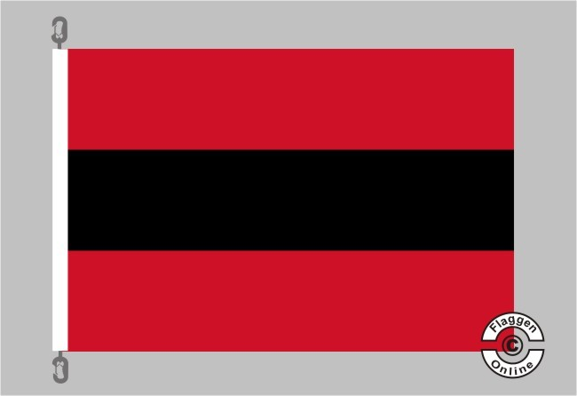 Albanien Handelsflagge Flagge