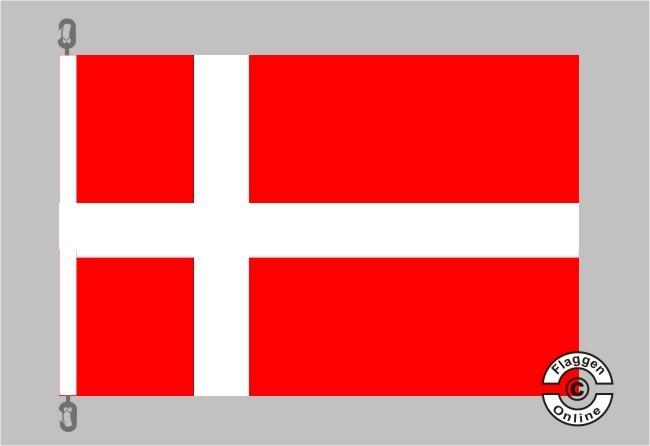 Daenemark / Dänemark  Flagge