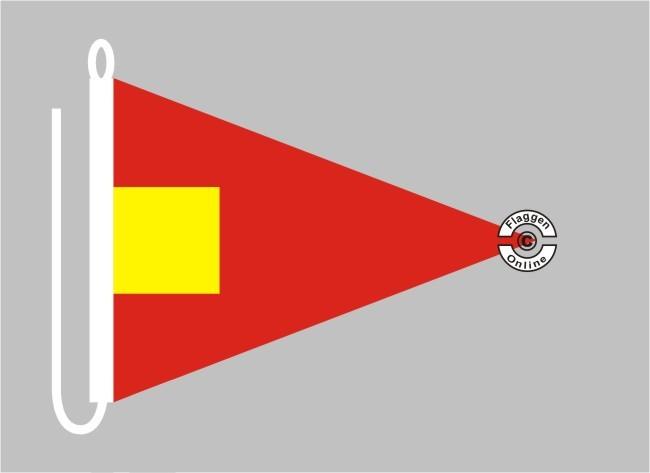 Signalflagge HILFSSTANDER 4 Flagge