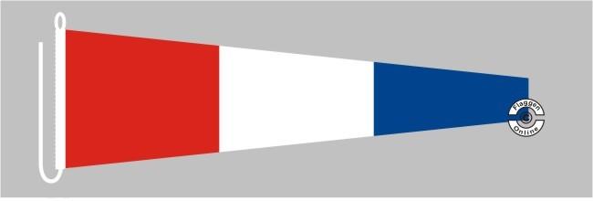 Signalflagge 3 THREE Flagge