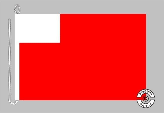 Abu Dahbi / Abu Dhabi Bootsflagge